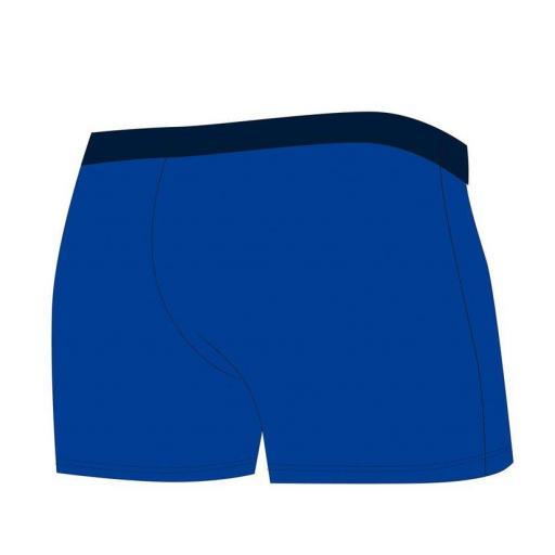 Shorty Piscina Hexa Boy Azul Real [1]