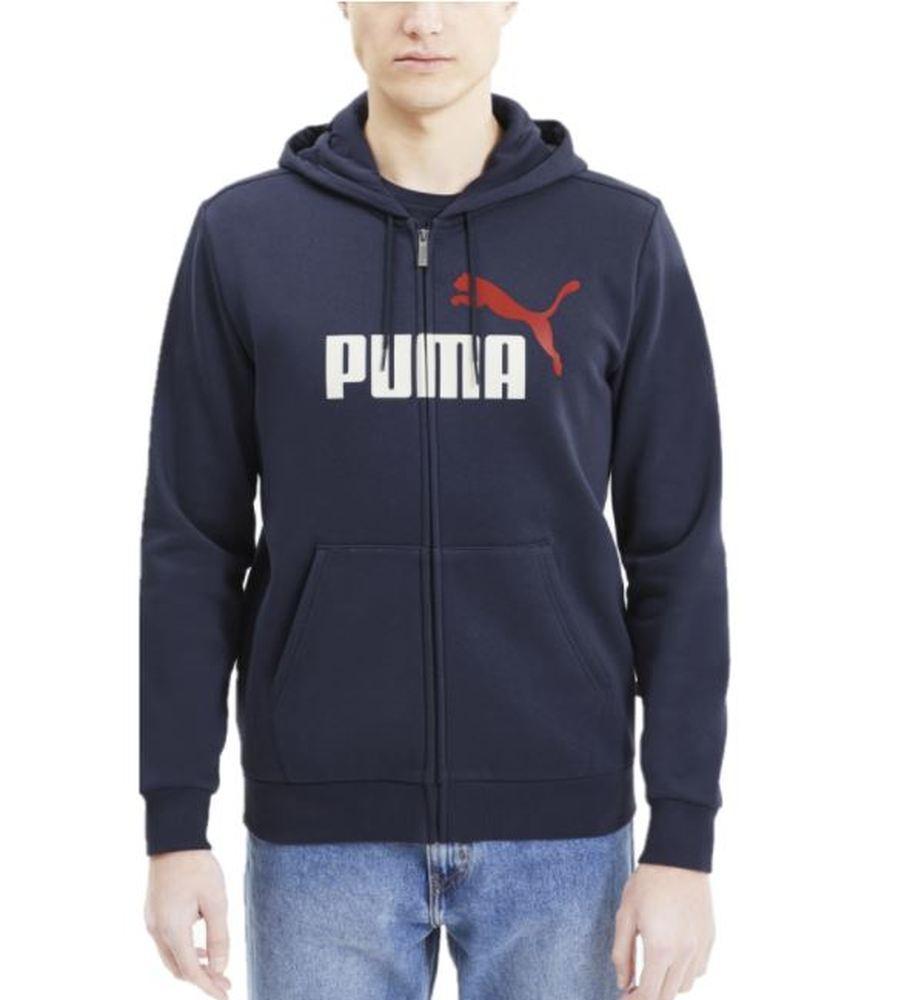 Puma ESS 2 Col FZ Hoodie FL M 583715 06