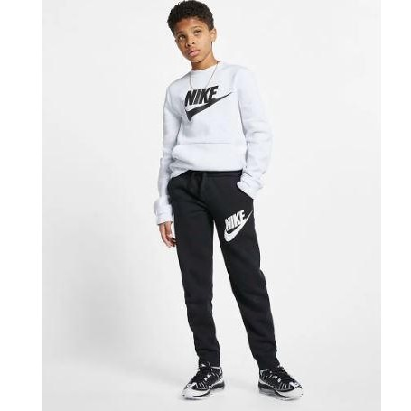Pantalón Niño Nike Sportwear Club Fleece. BV0786-010. Black.