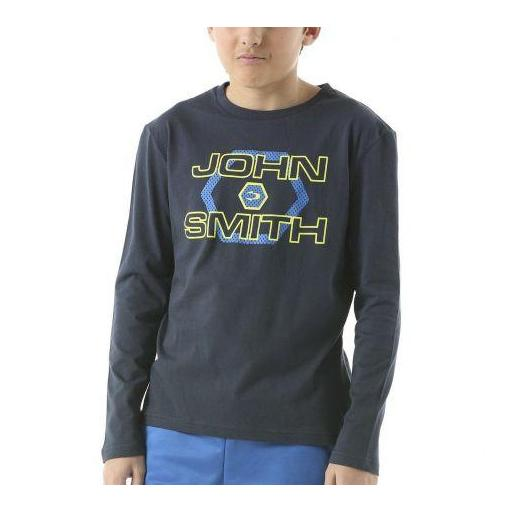 JOHN SMITH VILLASI . Camiseta Manga Larga Niño .  [1]