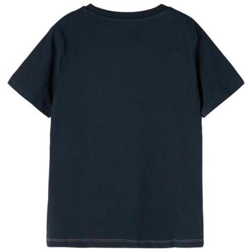 Name It. Camiseta Estampada. NKMDOGAN SS TOP BOX. [1]