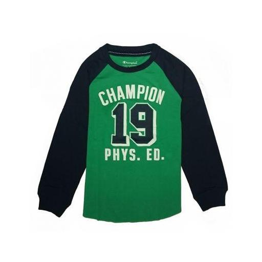 CHAMPION 304310 CHAMPION CAMISETA MANGA LARGA   JR  [0]