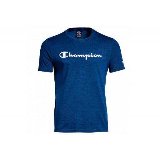 Camiseta Champion Legacy Logo. 212678. BV501 [1]