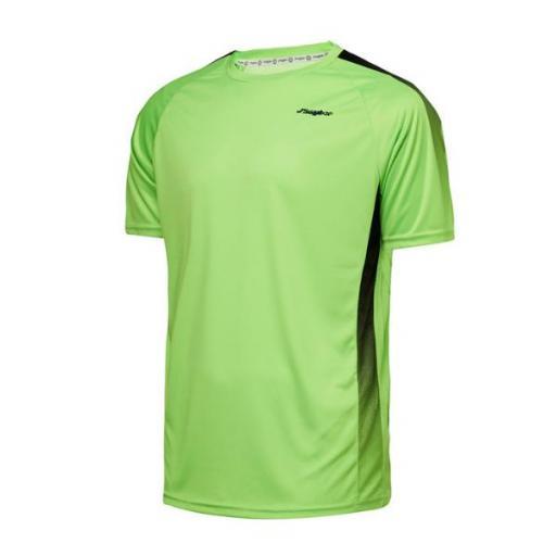 J´hayber Easy Green. DA3231. Camiseta Técnica Hombre.