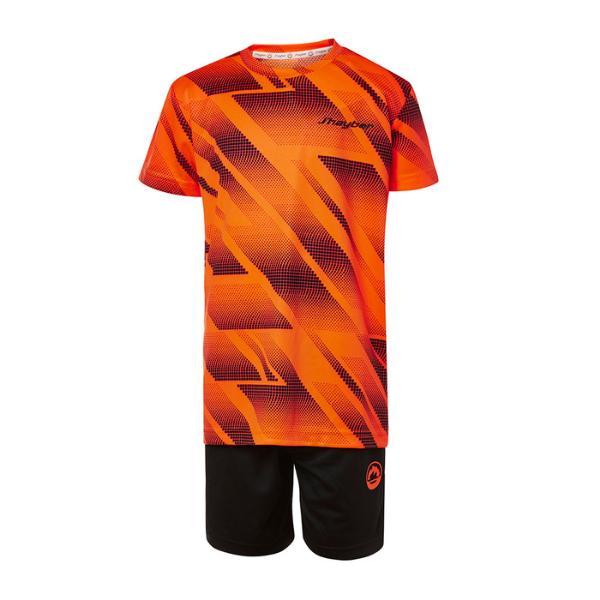 J´HAYBER Racing Orange. DN23036. Conjunto deportivo Niño.