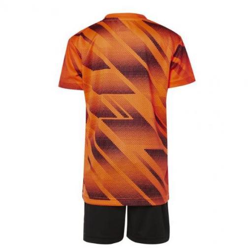 J´HAYBER Racing Orange. DN23036. Conjunto deportivo Niño. [1]