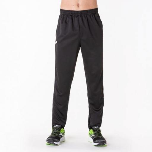 JOMA Staff Long Pant. Black. 100027.100