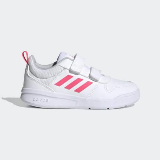 ADIDAS TENSAUR C. White/pink. S24049
