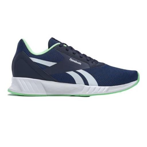 REEBOK LITE PLUS 2.0. FX1711. Blue/white. Zapatillas Running.