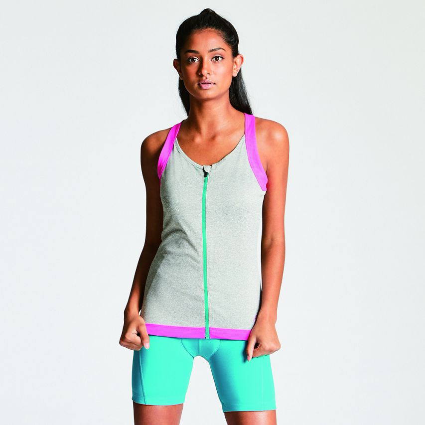 DARE2B OUTPLAYIII VEST MAILLOT MUJER TIRANTES