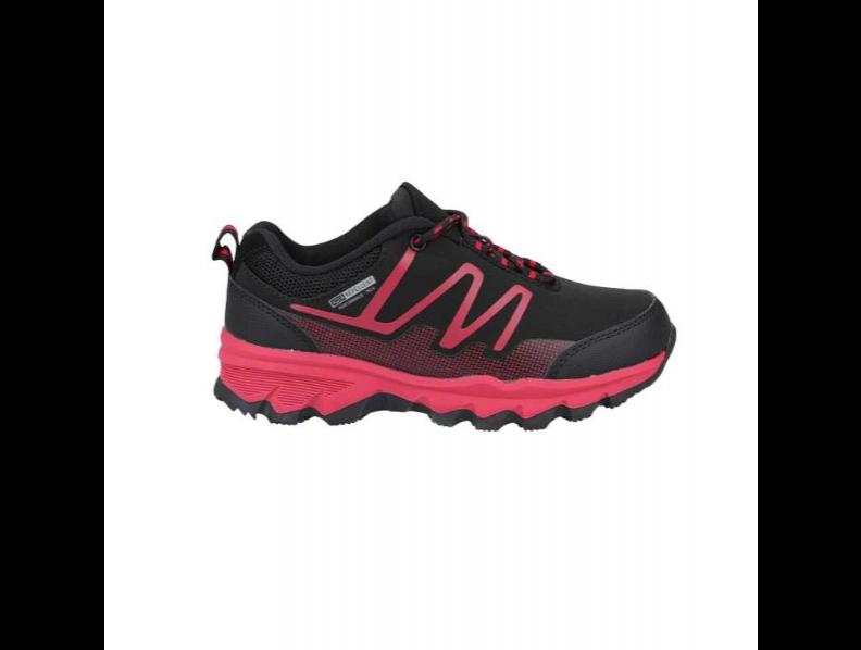 Zapatilla Trekking niño J´HAYBER MITONO. ZN452315. Black/red.