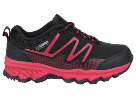 Zapatilla Trekking niño J´HAYBER MITONO. ZN452315. Black/red. [0]