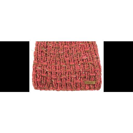 BARTS ESSENCE BEANIE. Gorro para Niña . Color Coral . Modelo 3744411 [2]