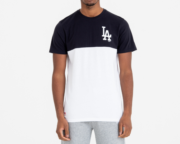 Camiseta Los Anegles Dodgers NEW ERA. Color block. 11860155
