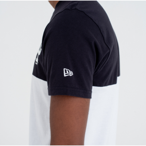 Camiseta Los Anegles Dodgers NEW ERA. Color block. 11860155 [2]