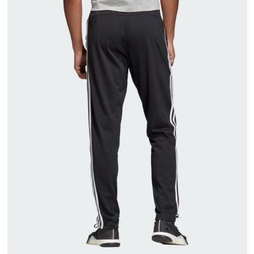 Pantalón Hombre Adidas Essential Tapered 3S. DU0456. Black/white. [1]