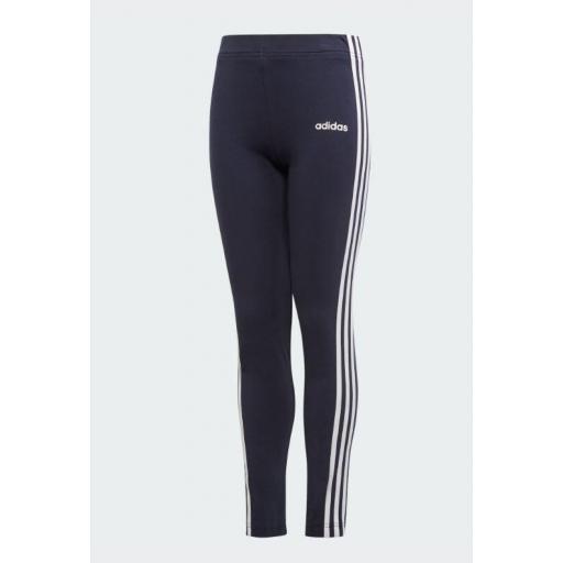 Mallas Niña Adidas Essential 3S. Marino/Blanco. EH6164 [1]