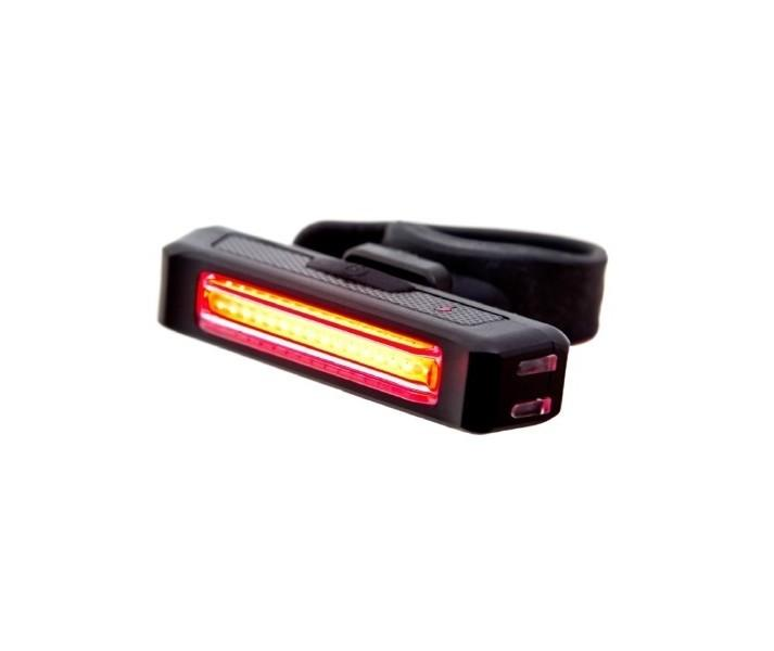FOCO LED RIDERS TRASERO. CARGA USB, 150 Lm.