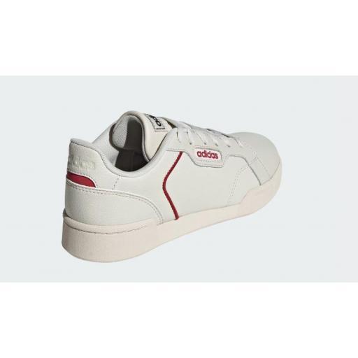 Zapatillas Training Adidas Roguera Junior. FW3289 Blanco. [2]