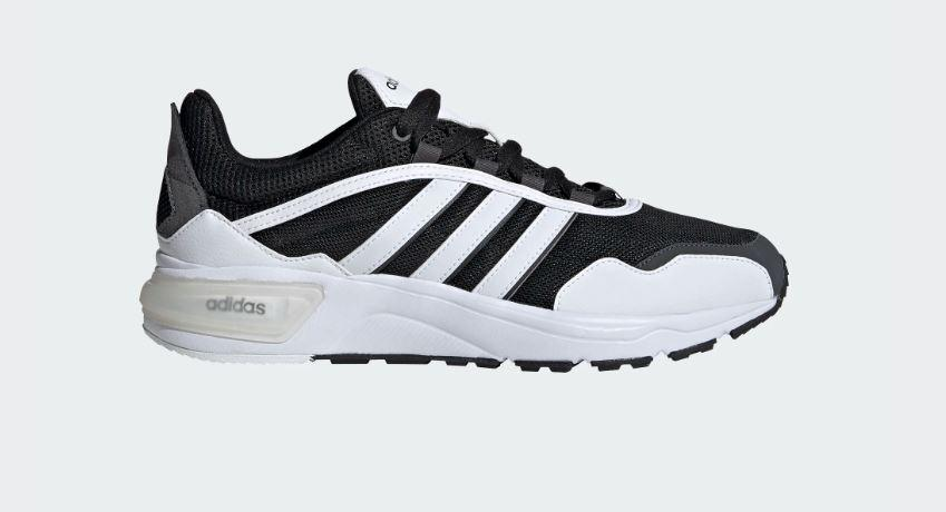 Zapatillas Running Hombre Adidas 9TIS Runner. Black/white FW7064