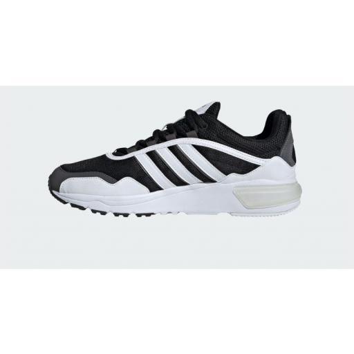 Zapatillas Running Hombre Adidas 9TIS Runner. Black/white FW7064 [1]