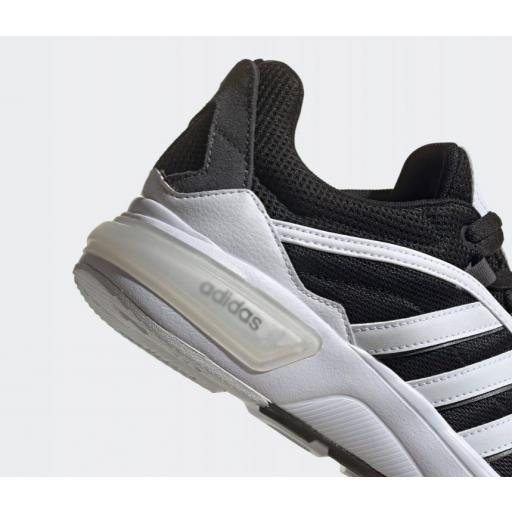 Zapatillas Running Hombre Adidas 9TIS Runner. Black/white FW7064 [3]
