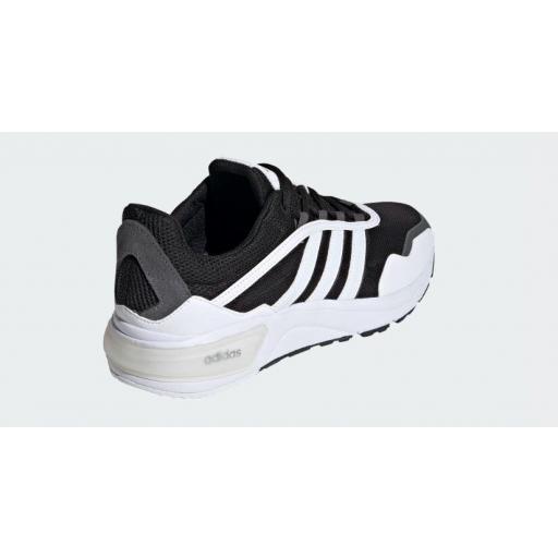 Zapatillas Running Hombre Adidas 9TIS Runner. Black/white FW7064 [2]