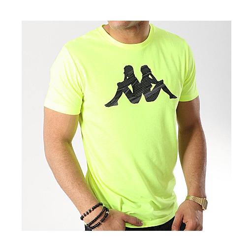 Camiseta Hombre Kappa Gleno Tee. 304N3C0