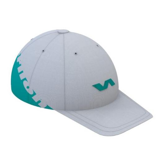 Varlion Gorra Team Blanco/verde..