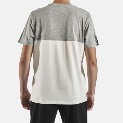 Kappa Ibis Iconick Authentic. 3115HGW. Grey/white. [2]