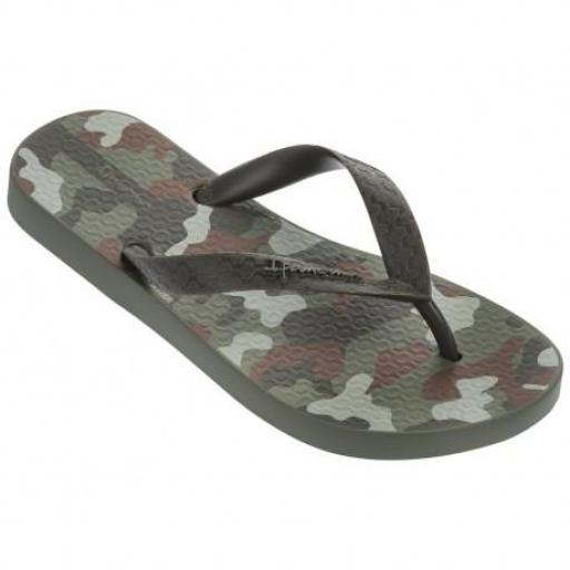 Chanclas Ipanema Classic VI Kids. 82304 Green.
