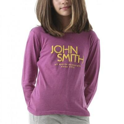 CAMISETA MANGA LARGA NIÑA JOHN SMITH