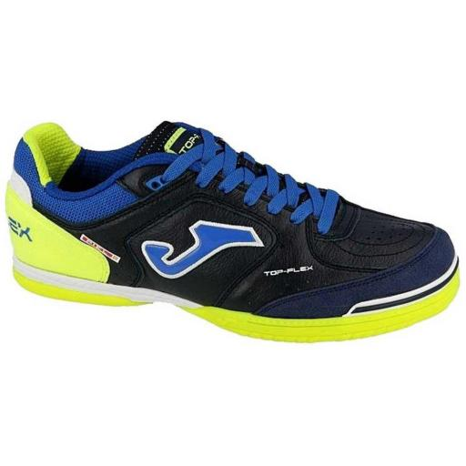 ZAPATILLAS JOMA TOP FLEX 803 NAVY INDOOR