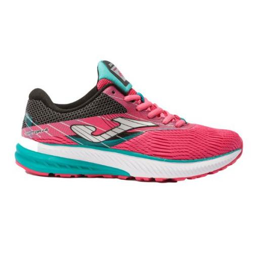 JOMA Victory Lady 2110 Fuchsia Black. RVICLS2110