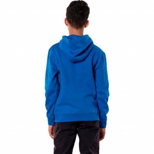 Rip Curl Solar Hood Boy. Electric Blue. KFEHJ4 [1]