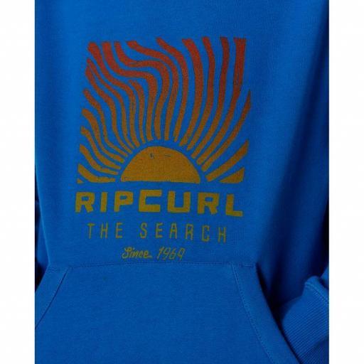 Rip Curl Solar Hood Boy. Electric Blue. KFEHJ4 [2]