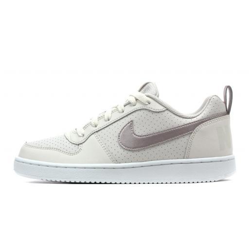 Nike Court Borough Low (GS). Niña 845104 [2]
