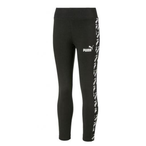 Leggings Niña PUMA Amplified Black. 582555 01
