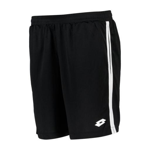 Short Pádel Lotto T3478. BLACK