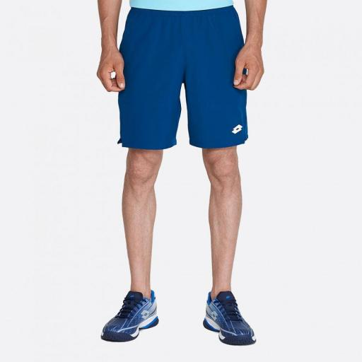 Lotto Top Ten II Short 9 PL. 214205 Blue 302C.