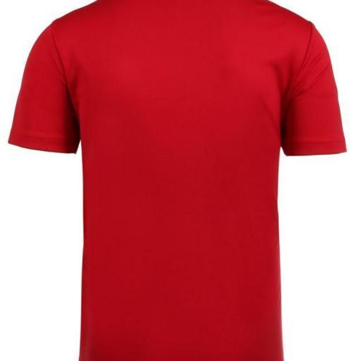 Camiseta Lotto Superrapida II Tee. Red. 210574 [2]