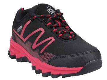 Zapatilla Trekking niño J´HAYBER MITONO. ZN452315. Black/red. [3]