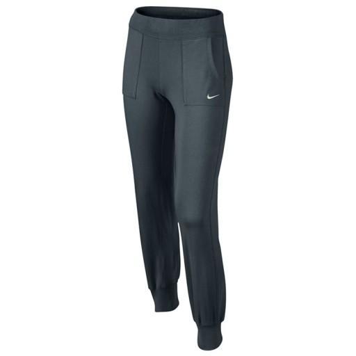 Pantalón de Chándal Niña Nike Cuff. Gris. 588990