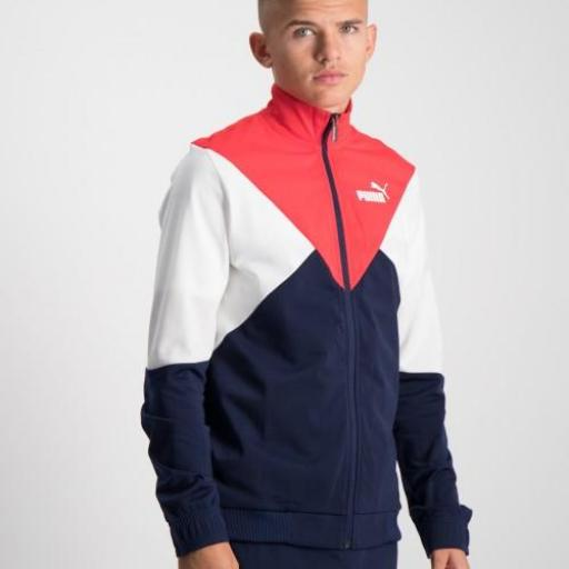 Puma Chándal Rebel Poly Suit Junior. Blue/red. 583254 06 [1]