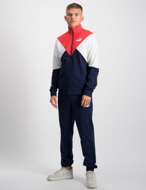 Puma Chándal Rebel Poly Suit Junior. Blue/red. 583254 06