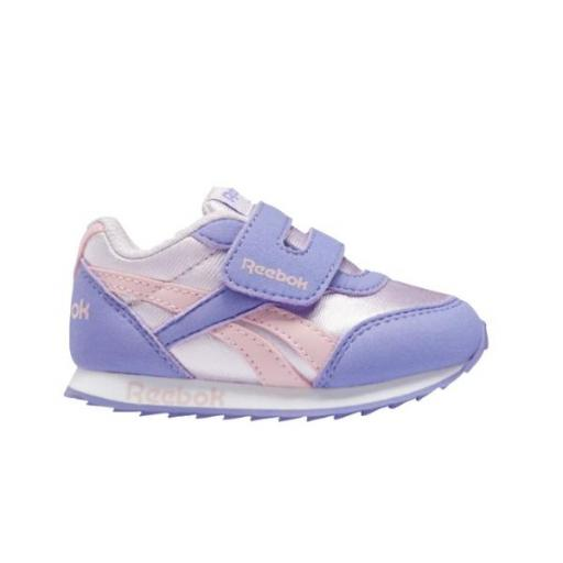 REEBOK Royal CLJOG 2 KC INFANTS. Running Bebé. FZ3111. Lil/pnk