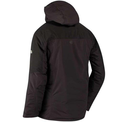 Regatta Mens Garforth II. Waterproof Coat Jacket. RMP246 [2]