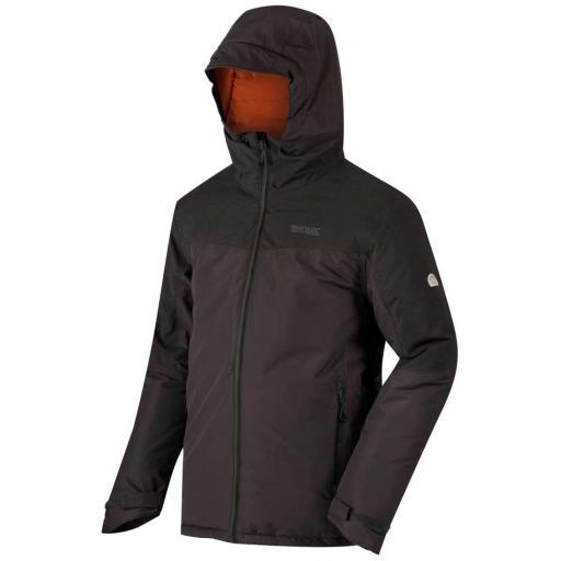 Regatta Mens Garforth II. Waterproof Coat Jacket. RMP246 [1]