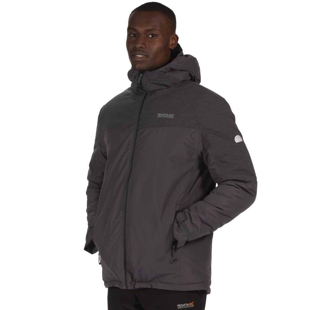 Regatta Mens Garforth II. Waterproof Coat Jacket. RMP246