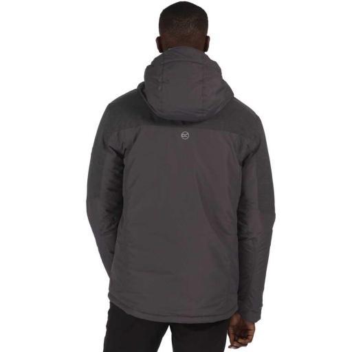 Regatta Mens Garforth II. Waterproof Coat Jacket. RMP246 [3]
